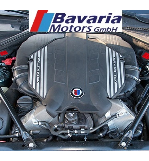 Motor Alpina B6 F06 B7 B7X F01 F02 lci N63B44B neu Überholung 441kw 397kw Gran Coupe Engine
